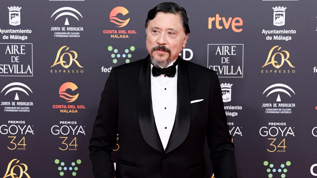 """El alegato de Carlos Bardem sobre la ultraderecha en los Goya: """"Son molestos, desagradables y antiestéticos"""""""