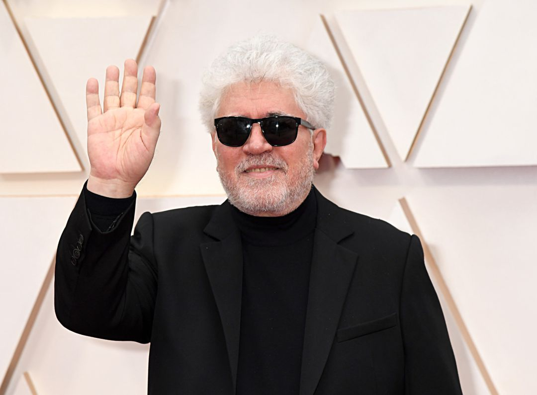 Director Pedro Almodóvar attends the 92nd Annual Academy Awards at Hollywood and Highland on February 09, 2020 in Hollywood, California.