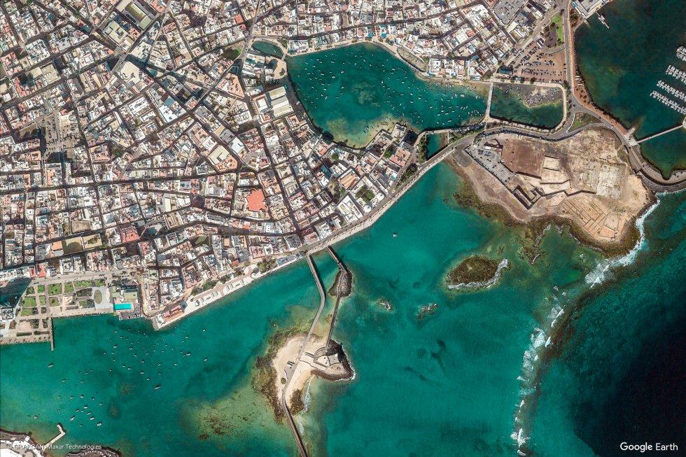 Arrecife (Lanzarote, Las Palmas).