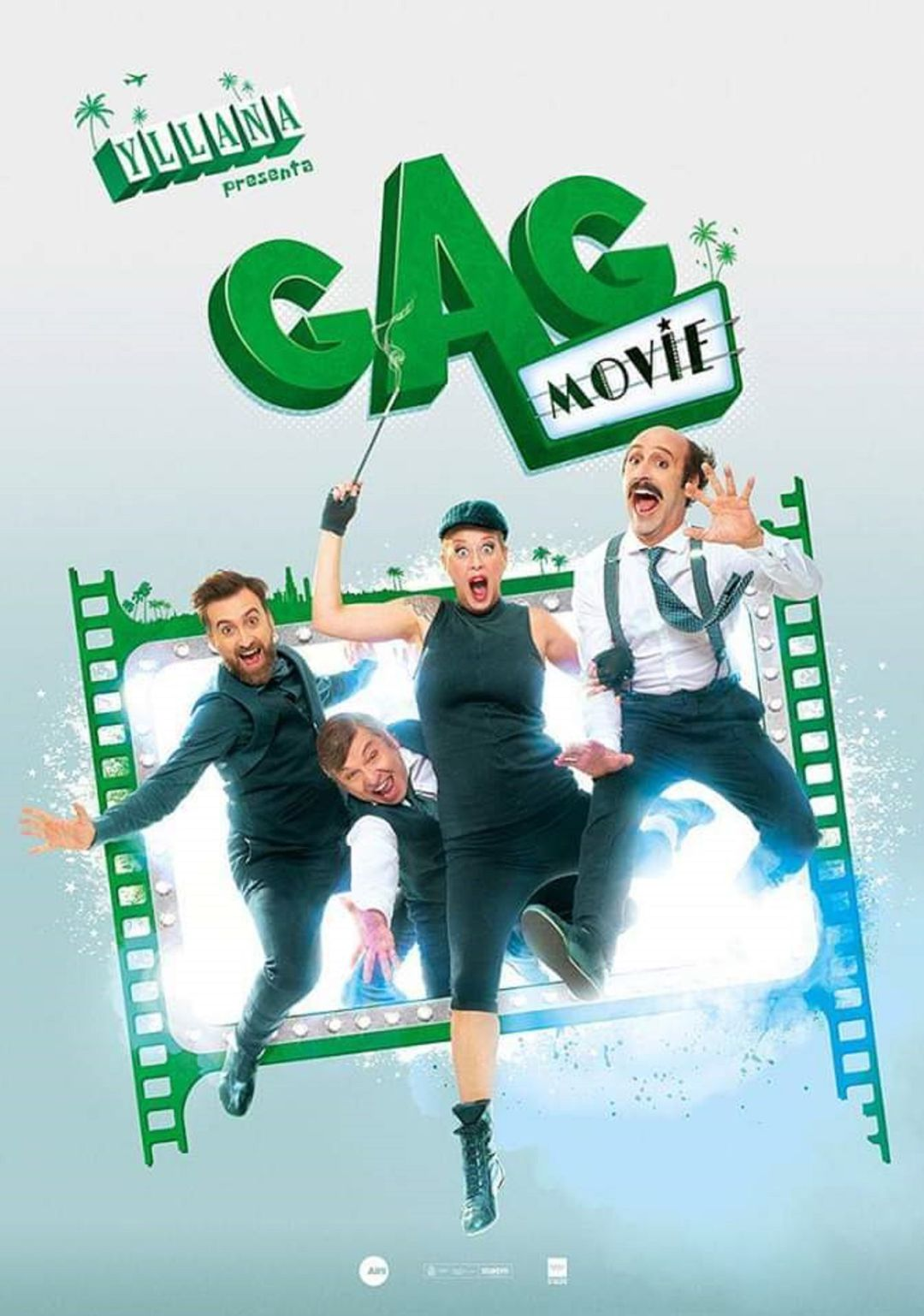 "La obra de teatro ""Gag Movie"" llega a Elda"