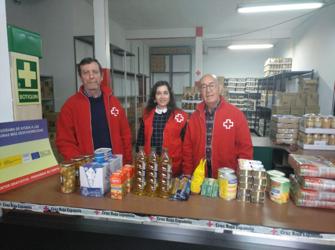Cruz Roja Toledo repartirá 272.000 kilos de alimentos en la ...