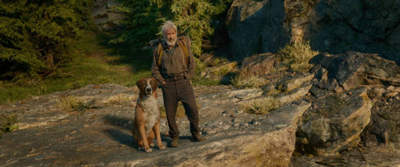 Harrison Ford, un Indiana Jones maduro en 'La llamada de lo ...