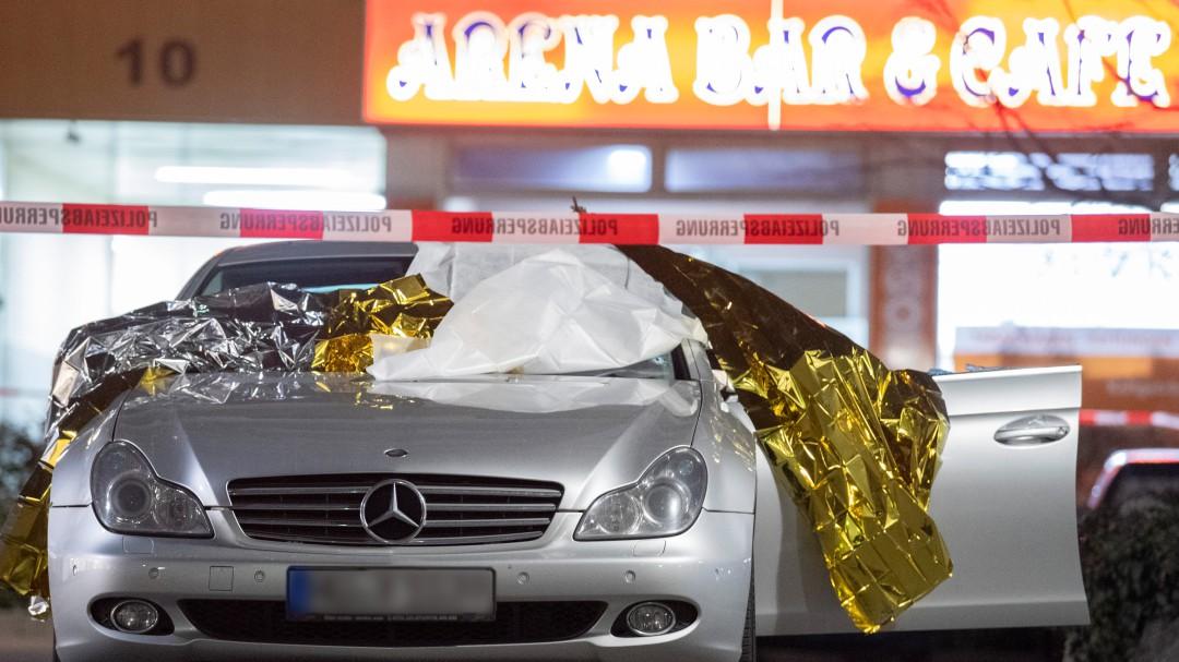 Un ultraderechista de 43 años, supuesto autor del atentado que ha matado a nueve personas cerca de Fráncfort