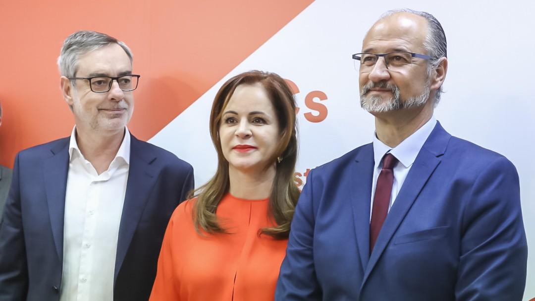 La fiscal pide que antes del 1 de marzo esté el informe sobre los ordenadores de Ciudadanos