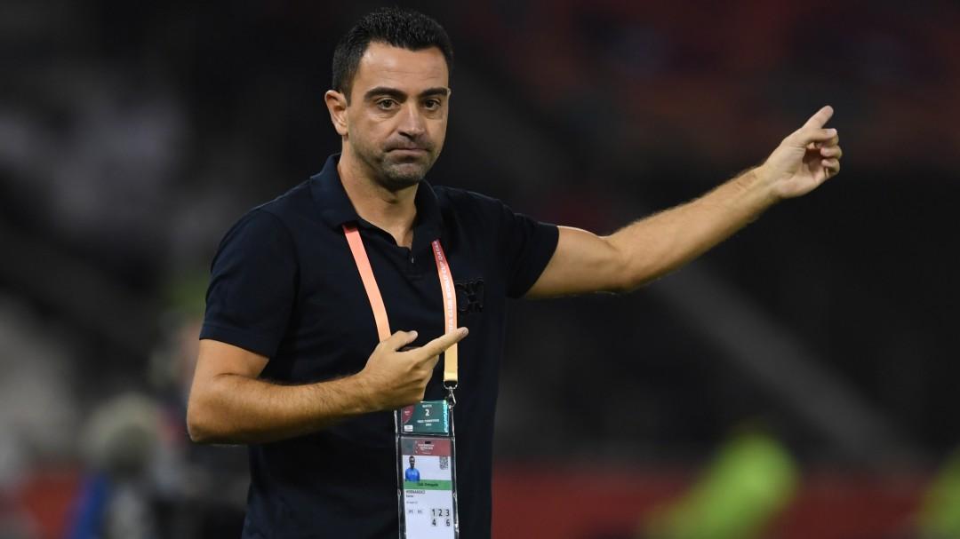 Las ocho peticiones que Xavi le hizo al Barcelona para aceptar el puesto de entrenador