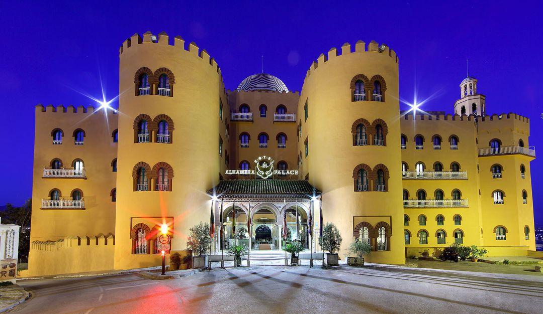 HOTEL ALHAMBRA PALACE, SUEÑOS PALACIEGOS CON HISTORIA | Carrusel Deportivo | Cadena SER