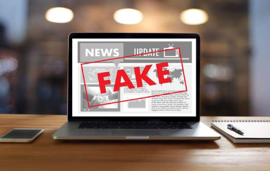 Fake news. Noticias falsas