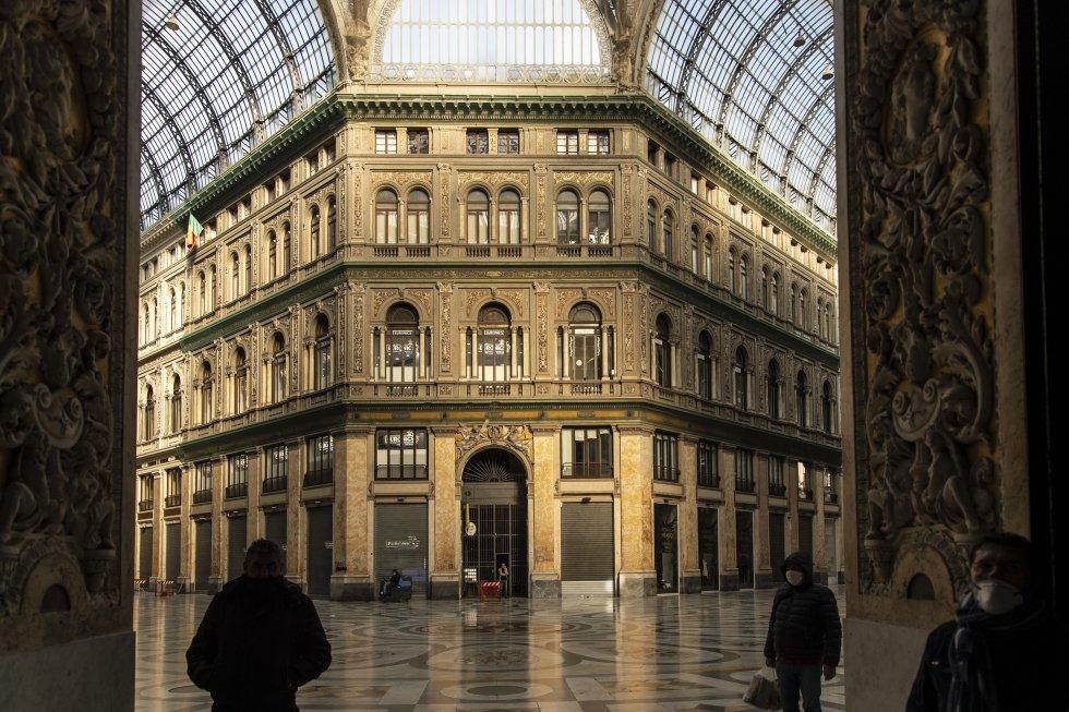 Los efectos del coronavirus en Italia, en imágenes | Fotogalería |  Internacional | Cadena SER