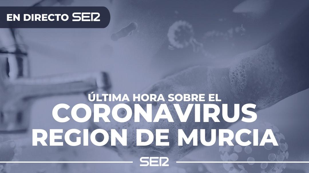 Coronavirus en Murcia: última hora de contagiados, ingresados y fallecidos