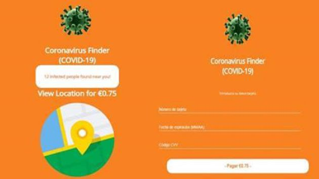 Coronavirus Finder es una de las apps.