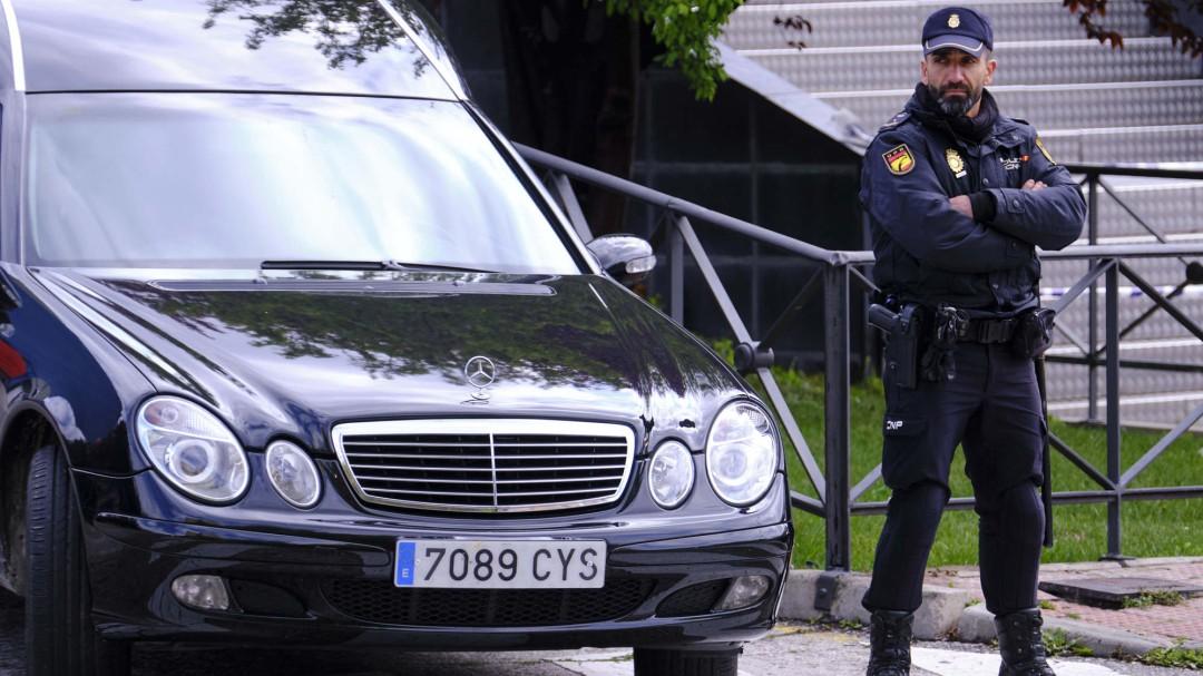 Un edificio de la Ciudad de la Justicia de Madrid funcionará como morgue