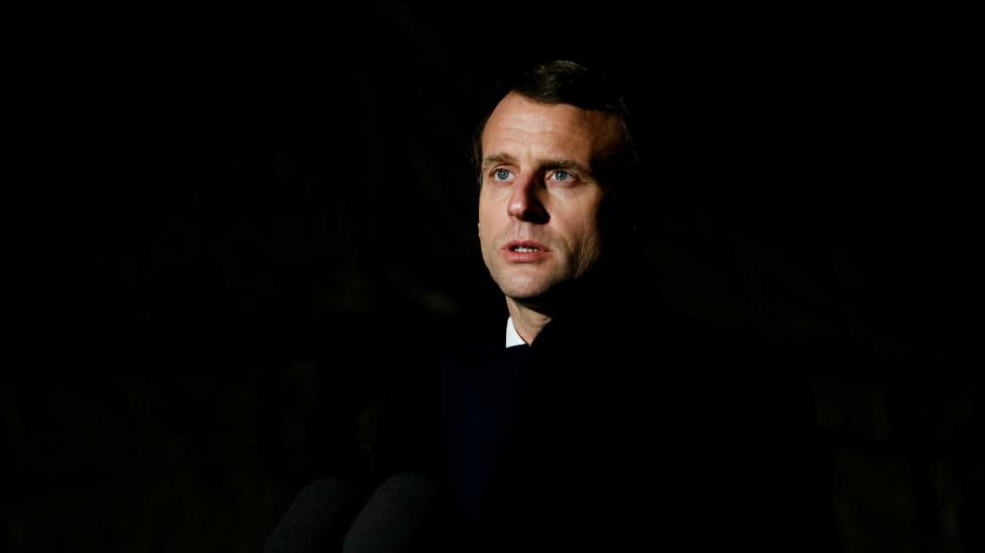 """Macron: """"No superaremos esta crisis sin una fuerte solidaridad europea"""""""