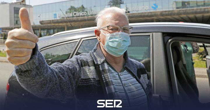 """Paco, el anciano con """"mala salud de hierro"""" que vence al coronavirus"""