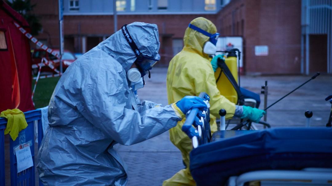 España registra 7.719 nuevos casos por coronavirus y 864 muertos: supera los 100.000 contagiados