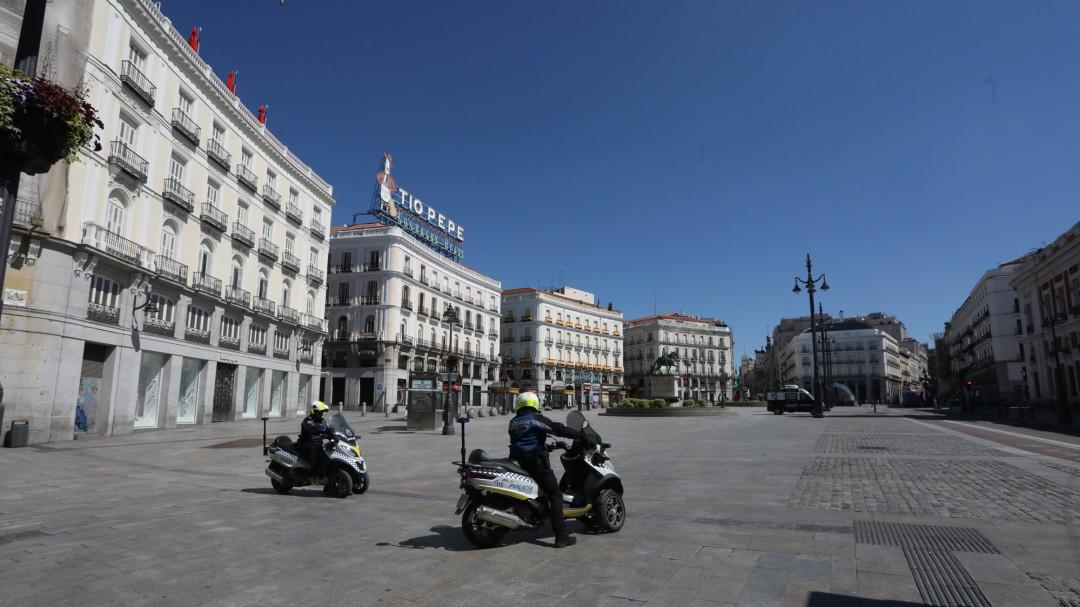 Cuatro datos y sonidos en el 21 día de confinamiento en España