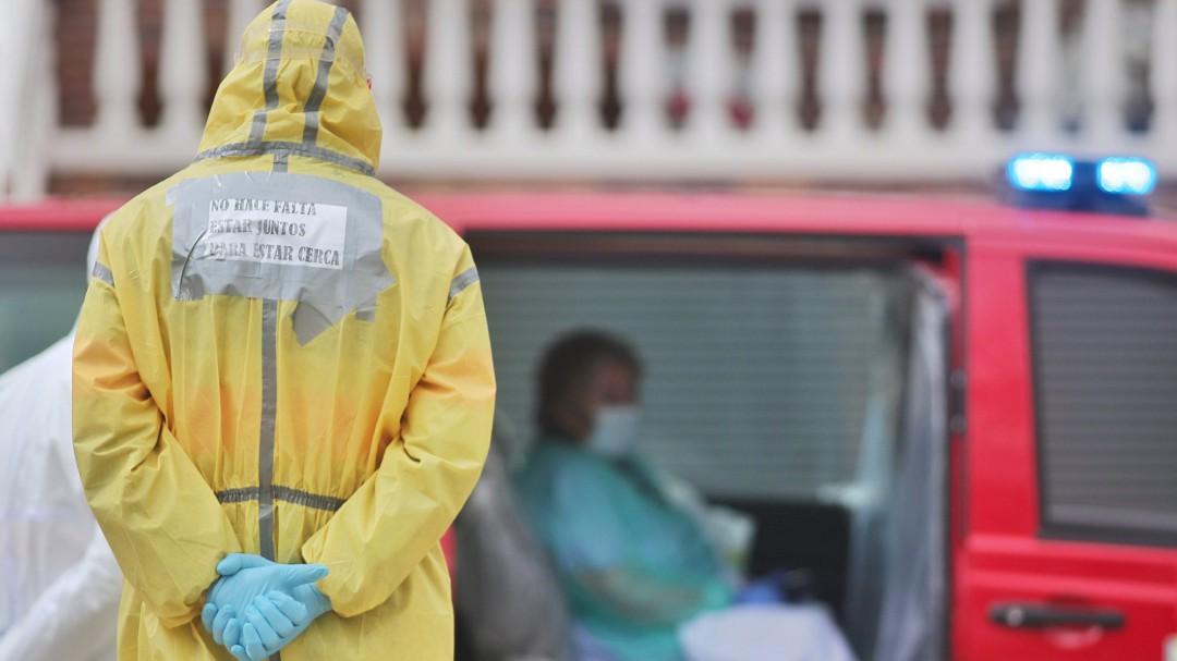 Repunte del número de contagios y fallecidos por coronavirus en España: 5.478 nuevos casos y 743 muertos