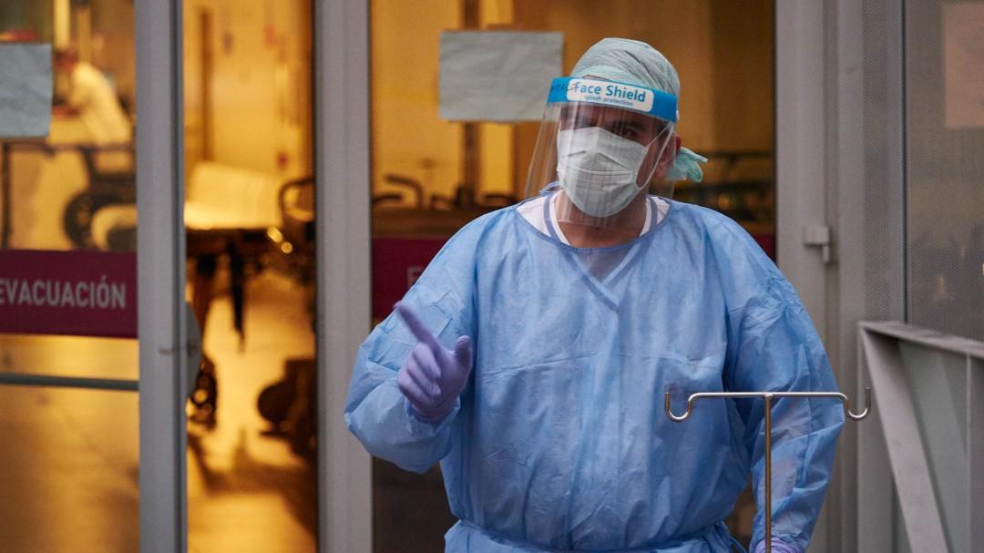 España registra 6.180 nuevos contagios por coronavirus y 757 muertos en las últimas 24 horas