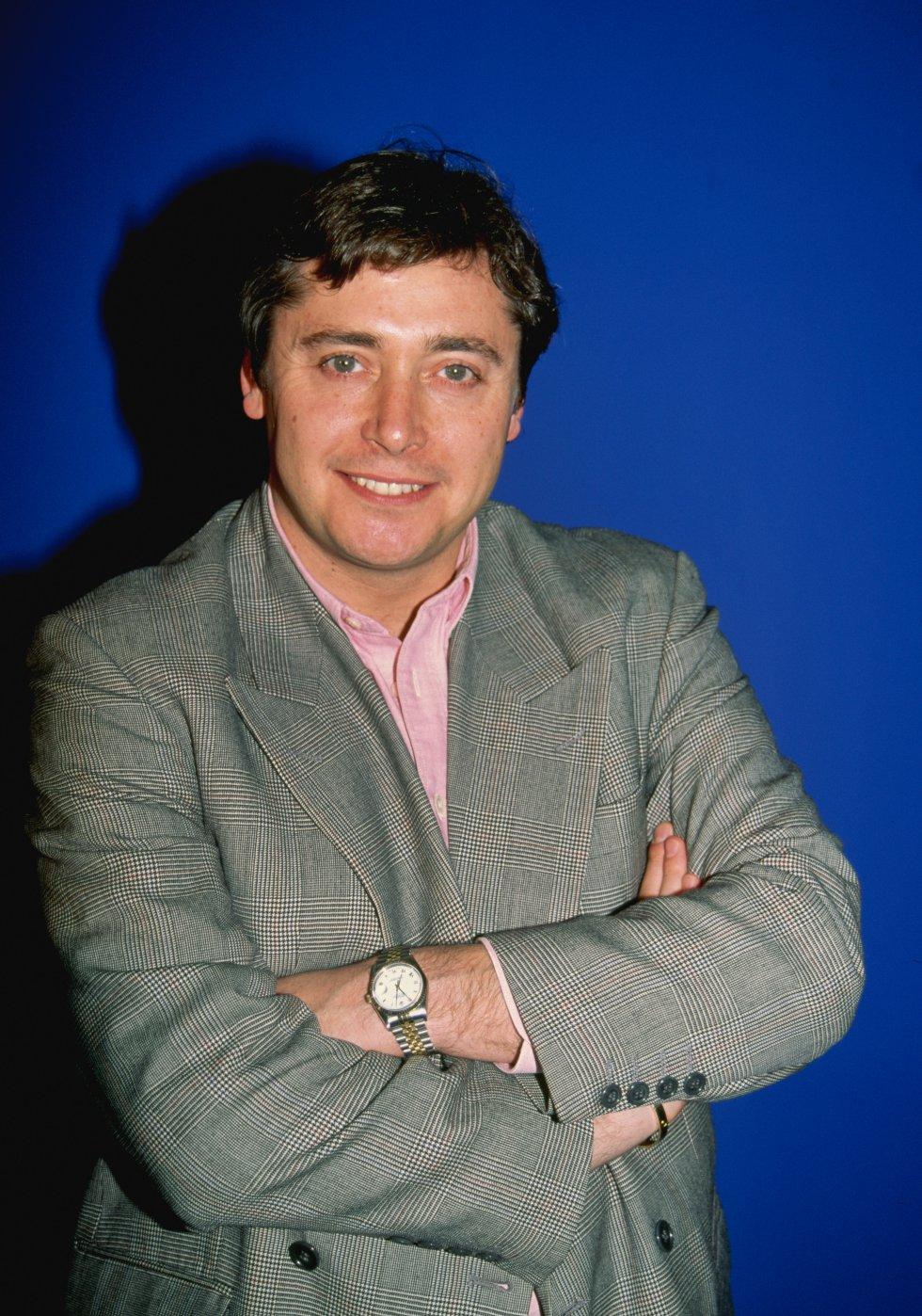 Michael Robinson en1994.