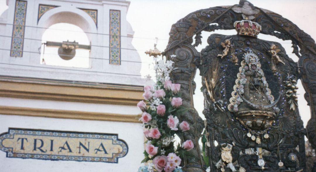 A Falta De Romería El Rocío De Triana Abrirá Su Capilla Durante Su Camino Radio Sevilla Actualidad Cadena Ser