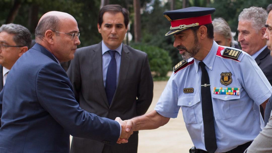 Marlaska cesa al jefe de la Guardia Civil en Madrid por un informe que investiga la manifestación del 8-M