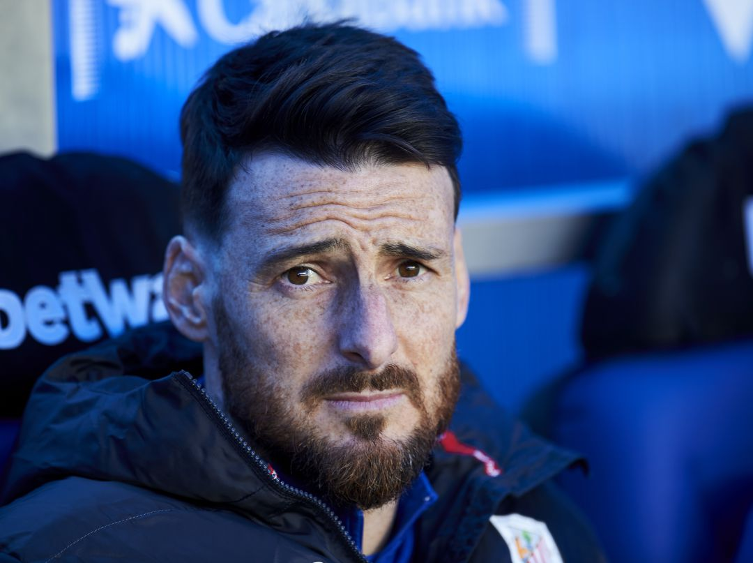 Aduriz, jugador del Athletic