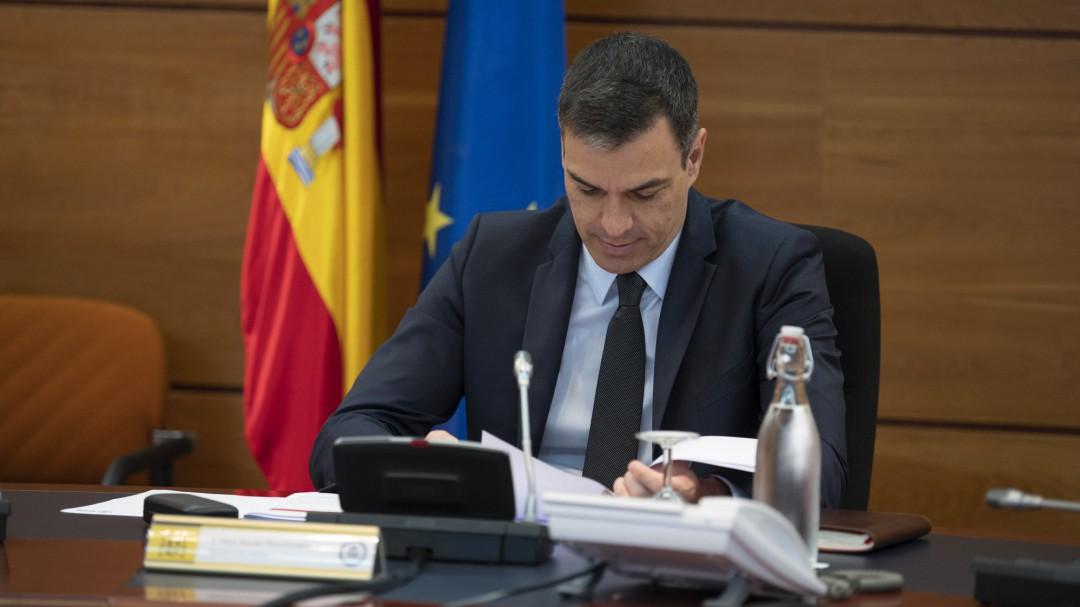 Sánchez anuncia a los presidentes autonómicos que pedirá la prórroga del estado de alarma hasta el 21 de junio