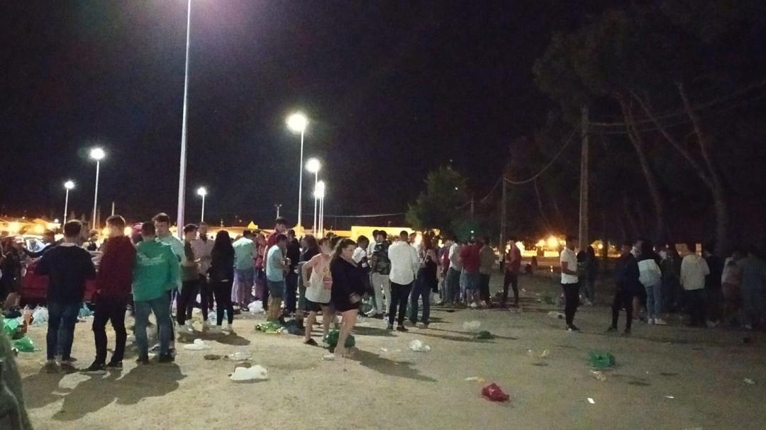 Denuncian aglomeraciones e incumplimientos de seguridad el sábado en el recinto ferial de Tomelloso