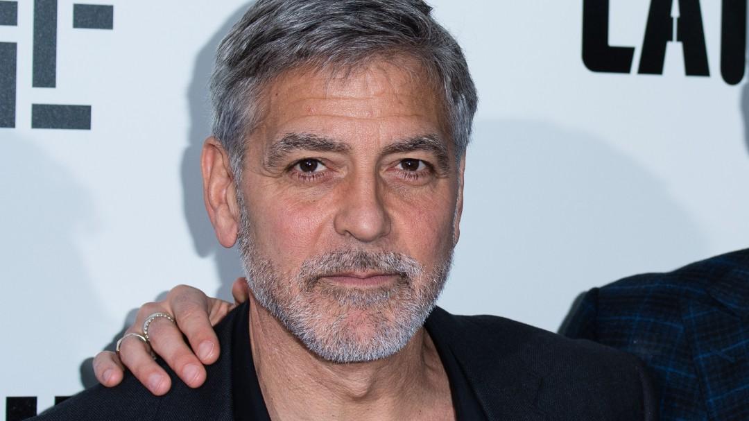 """George Clooney, sobre la muerte de George Floyd: """"La pandemia más grande en EEUU es el racismo"""""""