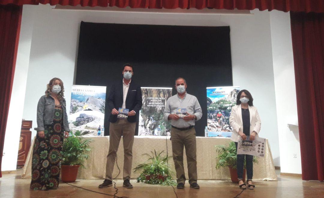 El consistorio de Quesada presenta una nueva guía turística de la que se han editado 5.000 ejemplares