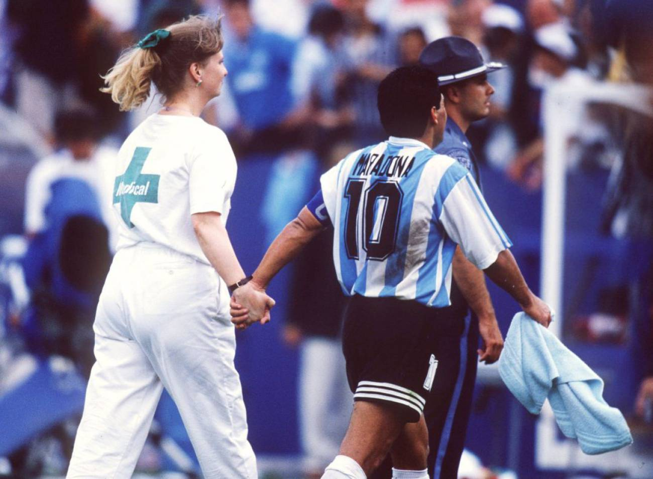 Maradona doping usa 94