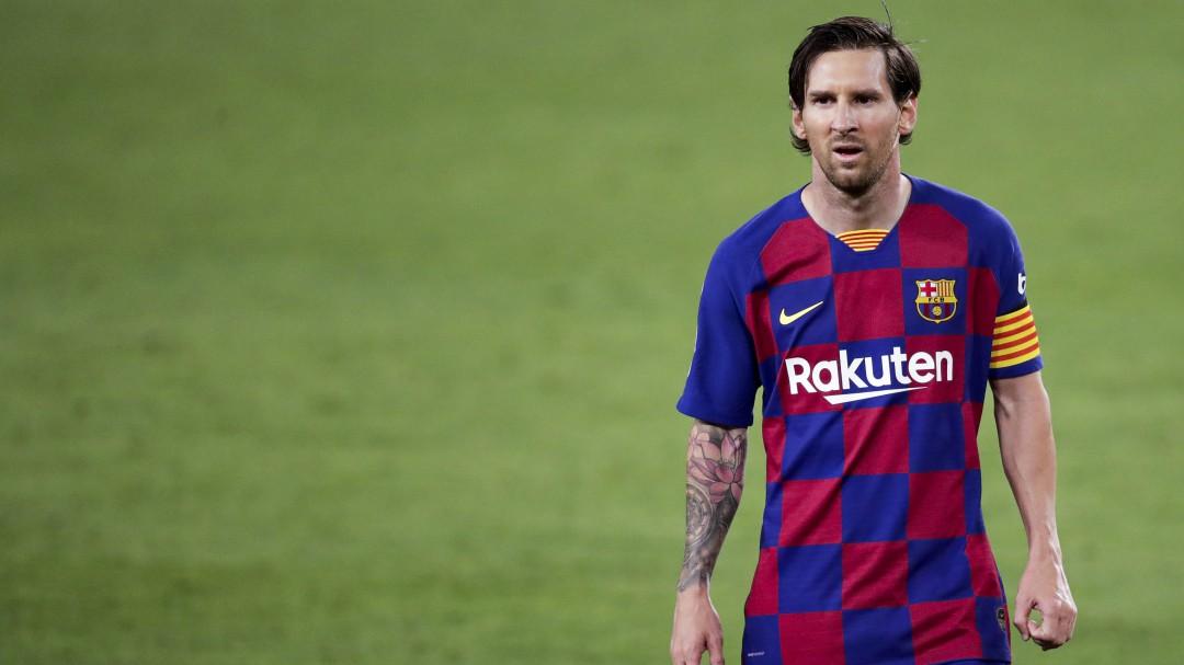 Messi se plantea su salida del Barça