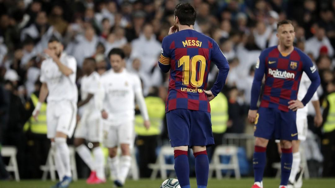 """""""También le pasa al Real Madrid"""": Álvaro Benito apunta al problema central de la crisis del Barcelona"""
