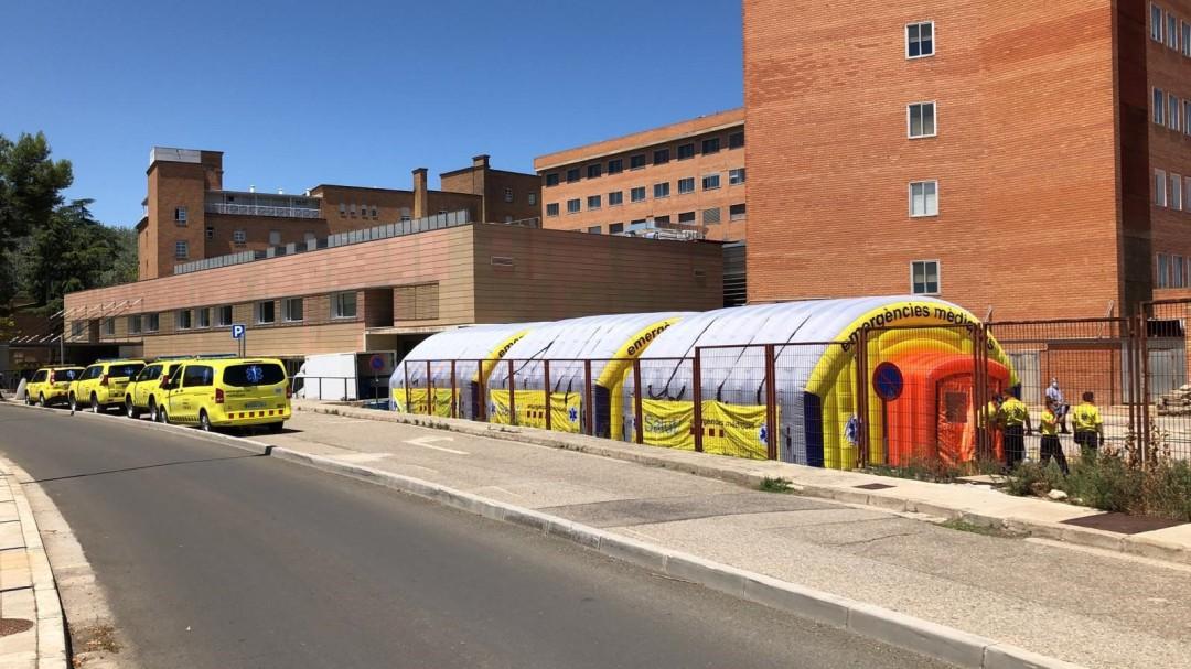 La Generalitat ordena el confinamiento de la comarca del Segrià, en Lleida