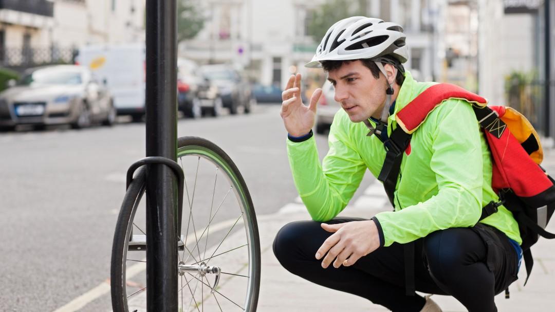 ¡Me han robado la bicicleta! ¿A ti también te ha pasado?