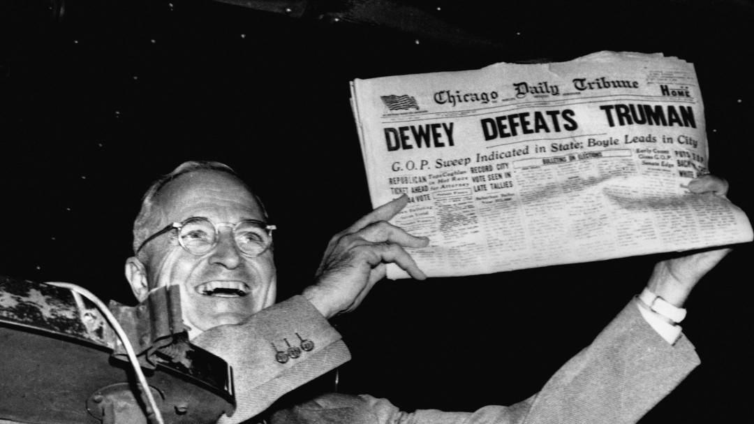 'Four more years' (capítulo 1): 1952, el año en que la TV llegó a la política