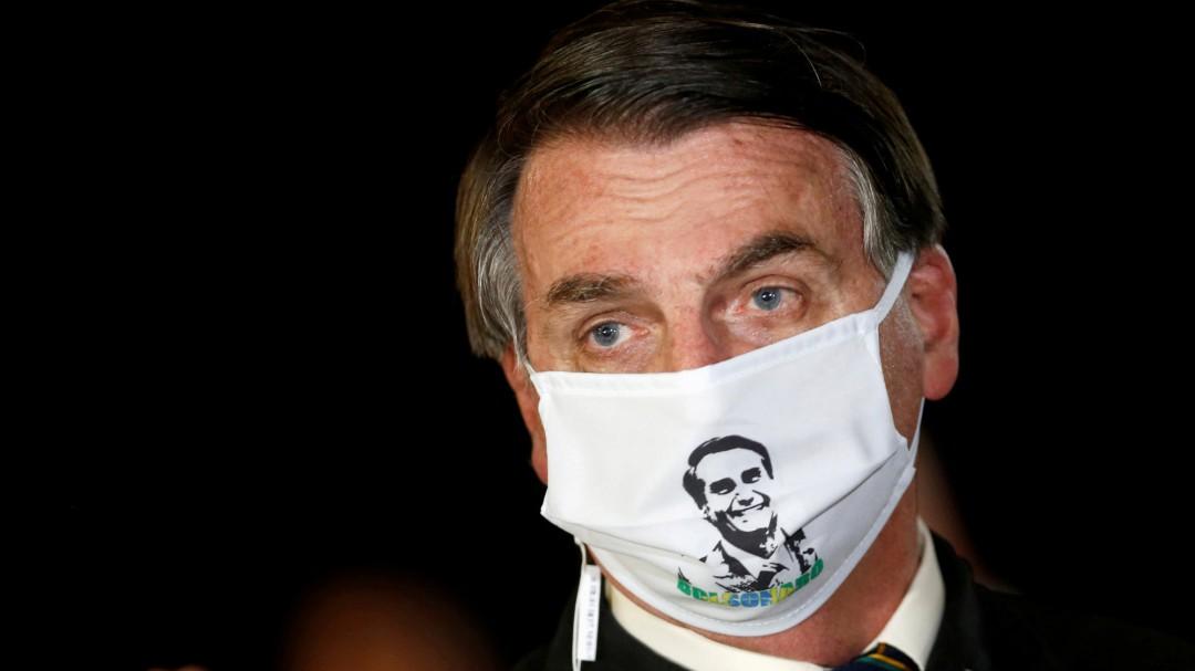 El presidente brasileño, Jair Bolsonaro, da positivo en el test de coronavirus