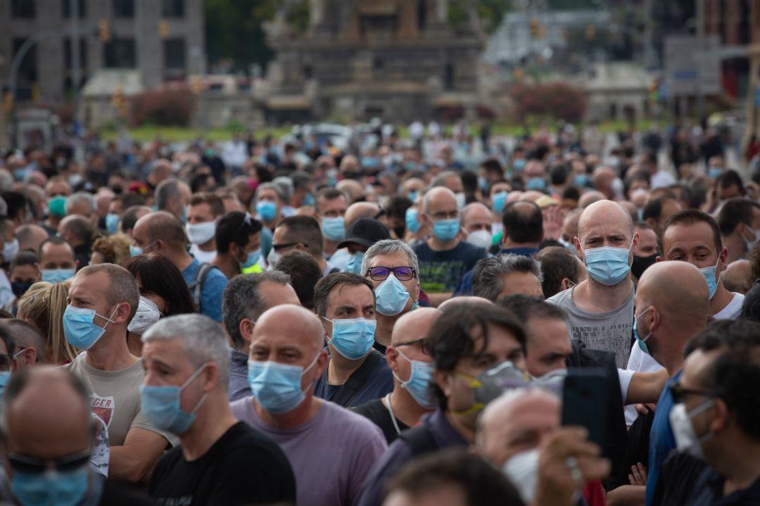 La OMS no descarta que el coronavirus se transmita a través del aire |  Sociedad | Cadena SER