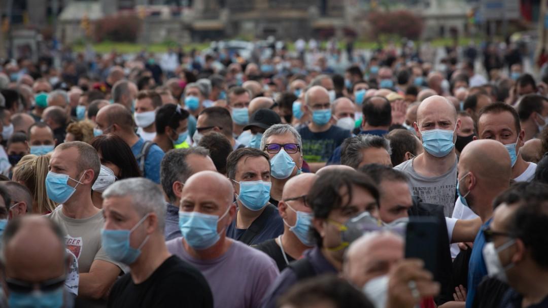 La OMS no descarta que el coronavirus se transmita a través del aire