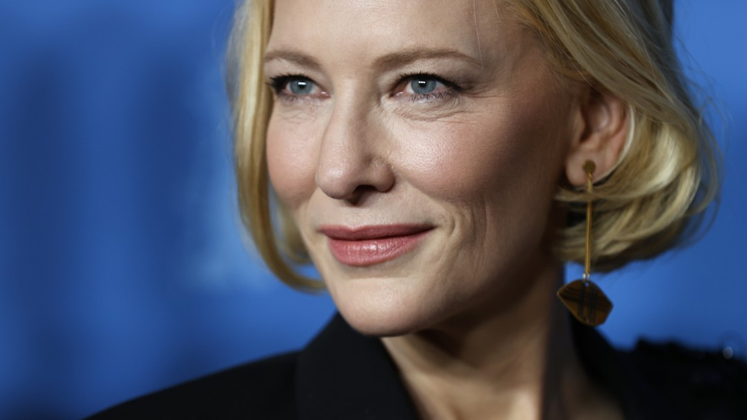 """Cate Blanchett: """"El sistema está roto y no ayuda a nadie"""""""