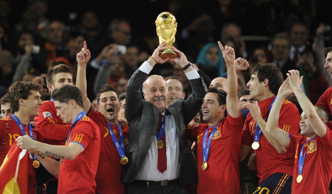 Del Bosque explica las cuatro claves de la victoria de España en ...