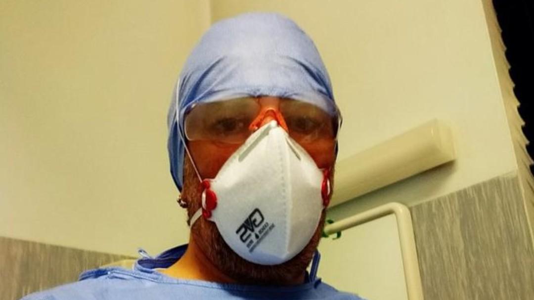 "Un médico italiano advierte sobre el coronavirus: ""Ha vuelto de nuevo"""
