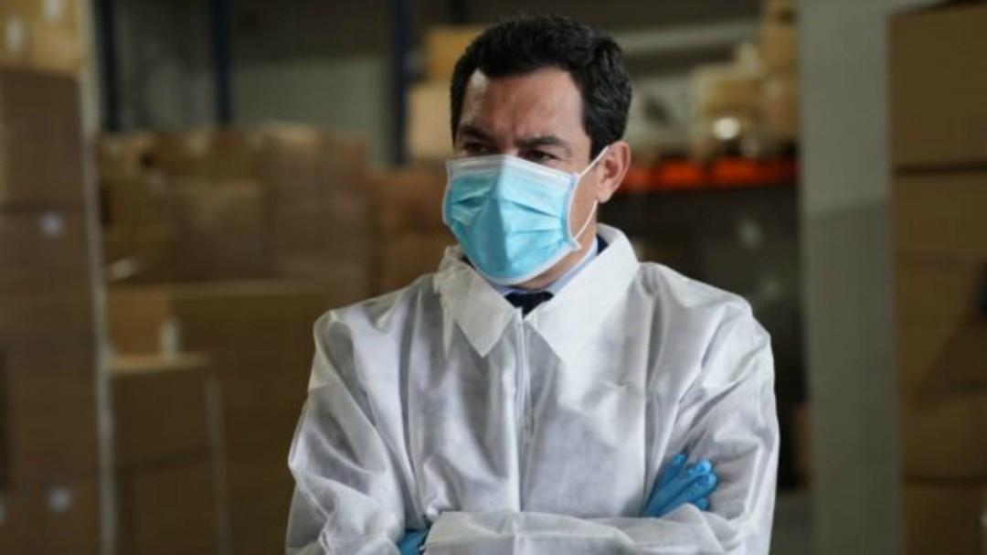 Andalucía también implanta la mascarilla obligatoria desde la próxima semana