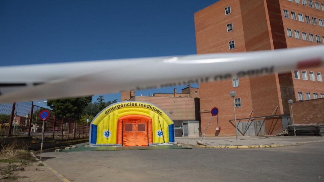 Cataluña registra 75.502 casos positivos, 361 más que en el último balance