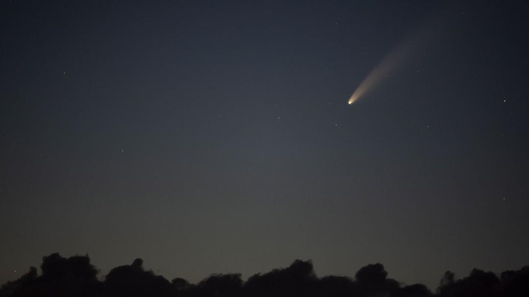 Cómo ver el cometa Neowise a simple vista desde España: estos son los pasos a seguir