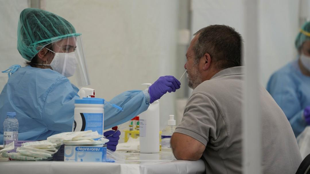 Coronavirus: 164 nuevos contagios en las últimas 24 horas en España