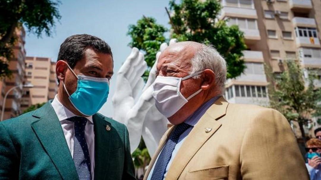 Obligatorio el uso de mascarillas en toda Andalucía hasta que haya una vacuna