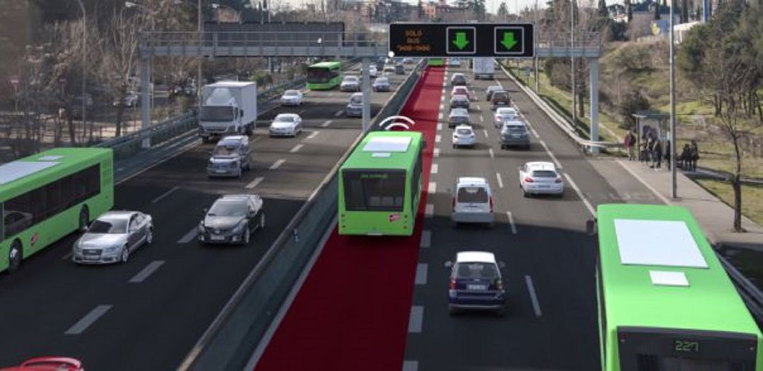Proyecto carril bus-VAO A2
