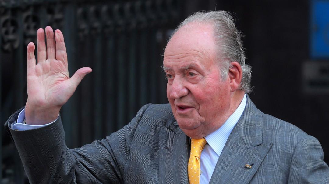 Juan Carlos I está ya fuera del país: Zarzuela no desvela por ahora destino