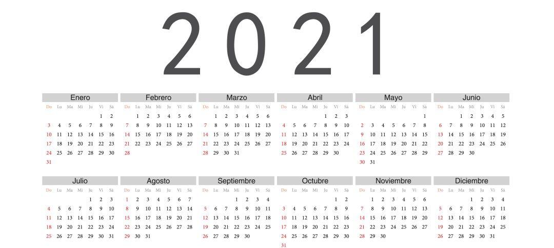 Calendario De 2021 Así será el calendario laboral de 2021 | SER Toledo | Cadena SER