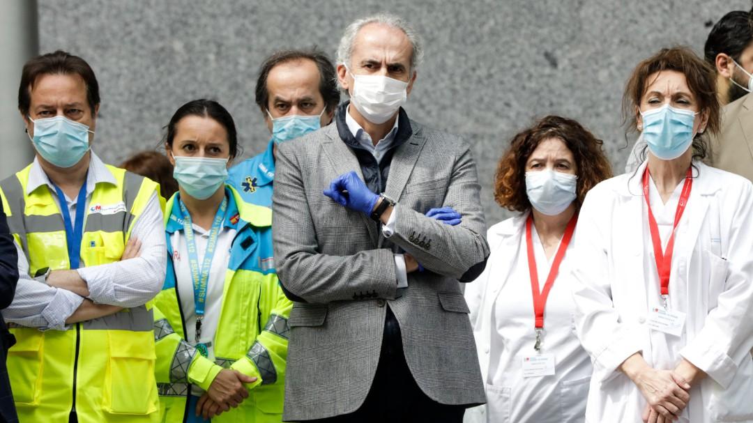 El fracaso de los rastreadores en Madrid: solo el 7,6% de los casos detectados son asintomáticos